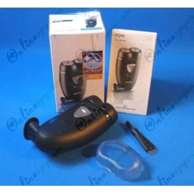 Remote Control Pinhole Spy Shaver Camera DVR Spy Camera 16GB Internal Memory 720P HD