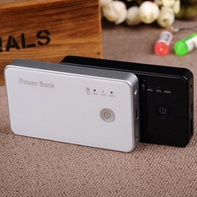 3000mah 1080P WIFI Power bank Spy Hidden camera for Android and IOS
