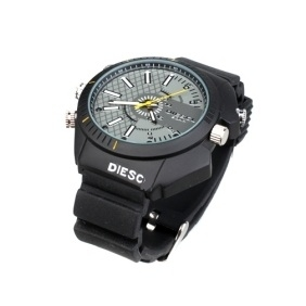 IR Night Vision Wristwatch Camera with 8GB With Waterproof Function