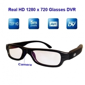 720P OL Sexy Glasses Digital Video Recorder with 4G Memory Included Spy Camera HD Camera