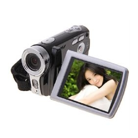 "3.0"" Handheld Video Camera + Car DVR Black Box"