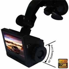 Car Security Camera Night Vision Vehicle Video DVR Recorder Camera HD Car Vehicle Dashboard DVR Camera