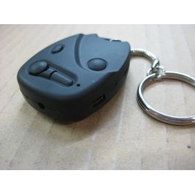 HD 1280X720P HD remote video camera Spy hidden camera Carkey style with 8GB memory