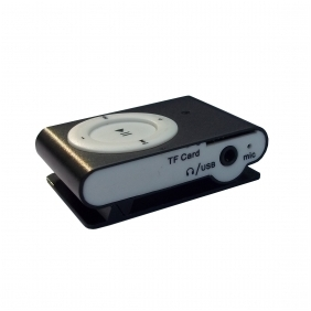 Clip Style MP3 Player + Spy Camera