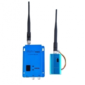 1.5G Wireless 12-CH 1500mW Double Room To Room Audio/Video Sender