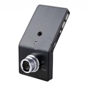 "Mobile Car DVR Camcorder - 2.4"" Vehicle Black Box Camera"