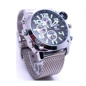 HD 1080P Waterproof HD Watch Camera DVR,Spy Watch Camera