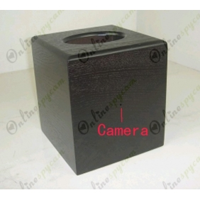 HD 1920X1080 Spy Tissue Box Hidden Hotel room Spy Camera 16GB  DVR