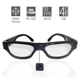 720P Spy Glasses With Hidden Spy Camera,HD Sunglasses Camera