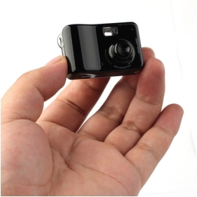 HD Video Recorder Mini Camera (PC Camera + Motion Detection)