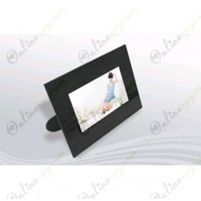 Hidden Digital Photo Frame Pinhole Camera DVR