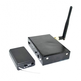 Professional High Power Wireless Spy Audio Bug Equipment