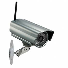 Waterproof IP Security Camera with WIFI and Night Vision