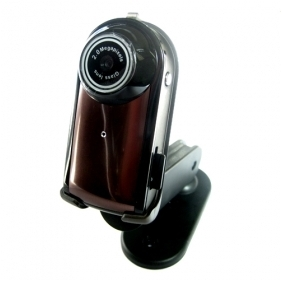 Mini DV Meeting Record Video Camera DVR Ultra Slim Size Pop DV Camcorder with Movement Trigger Recording Function