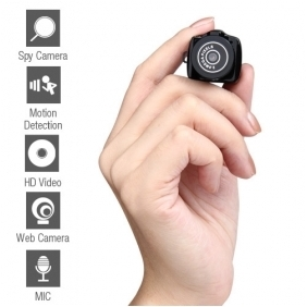 Mini DV with HD Hidden Camera+Motion Detection+72 Degree Angle View