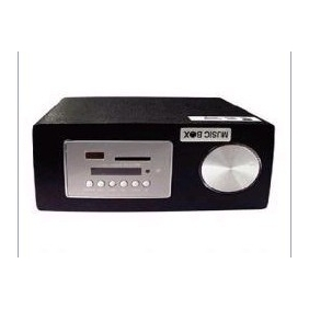 Mini MP3 Speaker DVR Spy Camera/Hidden Camera