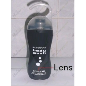 Men's Shower Gel Bathroom HD Spy Camera 720P DVR 16GB (Motion Detection)