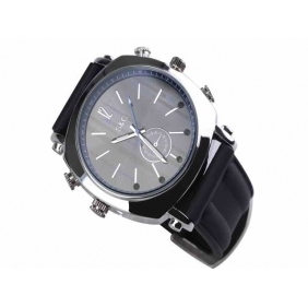 New Spy Watch Camera,Waterproof Watch Camera Recorder 8GB