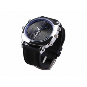 New Spy Watch Camera,Waterproof Watch Camera Recorder 16GB
