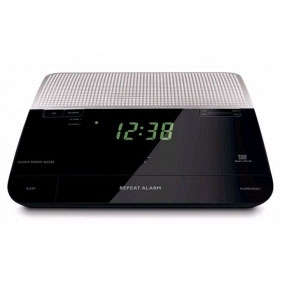 Spy Alarm Clock Radio Hiden HD Spy Camera DVR 1280X72016GB