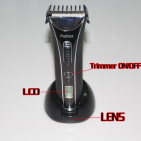Hair Trimmer Spy Camera HD 720P Hidden Camera 32GB Real Working Trimmer