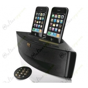 HD Spy Camera DVR 1280X720 Pod/Phone Charging Dock Speaker 16GB