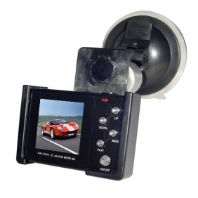 "Spy HD 1280 x 960 Mini DVR with 1.4"" LTPS TFT Color Screen Voice Activated Recorder Motion-Activated"