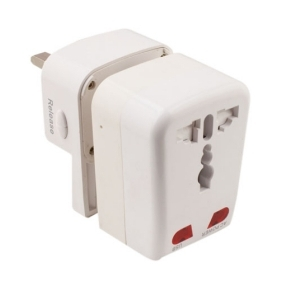 Worldwide Voice Activated Plug Adapter Spy Voice Bug with GSM EU UK USA BUG