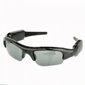 Sunglasses Spy Camera DVR with and MP3 Photo Taking function 8GB Memory /Hidden Camera