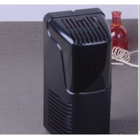 ALL Black Fan Motivated Air Purifier Camera Hidden Spy Toilet Camera 32GB (Motion detection)