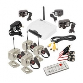2.4Ghz Wireless Camera Kit