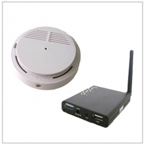 2.4GHz Wireless Security System Spy Camera with A/V Receiver