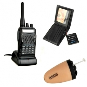 Wireless Spy Earpiece kit
