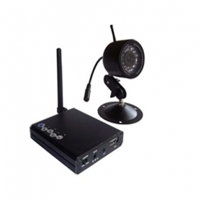 2.4G Wireless USB Receiver and CCD Camera Kits