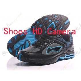 Spy Men Shoe Hidden CCD DVR Camera Recorder With 2.5 inch HD LCD Screen