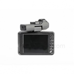 "2.8"" Dual Camera Car DVR Vehicle Black Box Camcorder"