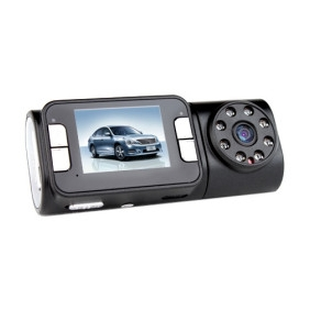 HD 1280x720P 2.0 Inch Display Car DVR with Motion Detection Night Vision