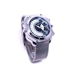 Waterproof Camera IR Night Vision Wristwatch Camera with 16GB Internal Memory HD Spy Watch Camera