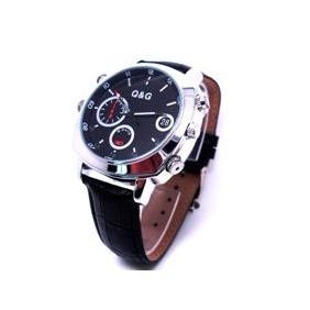 16GB Waterproof HD Camera IR Night Vision Wristwatch Camera
