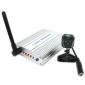 380 TV lines Ultra Small Wireless Camera Kit with 4 Channels