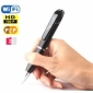 720P HD Wifi Wireless Spy Pen Video Camera for Android and IOS