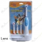 Cartoon Electric Toothbrush Hidden Spy Camera Remote Control HD DVR 16GB