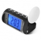 Motion Detective Spy HD Spy Clock Camera