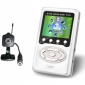 New Mini Wireless Camera and Receiver Recorder W/ Built In 2.5 Inch Screen