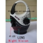 8 LED HD Night Vision Bathroom Radio Spy Camera DVR Motion Activ