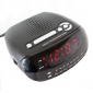 Secret Agent Security Surveillance Spy Camera,Alarm Clock Radio Hiden HD Spy Camera DVR 16GB