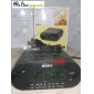 images/v/Sony Alarm Clock And Radio Hidden 1280x720 HD Spy Camera 16GB.jpg
