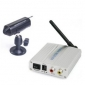 "480 TVL 2.4Ghz Wireless 1/3"" Sony CCD Camera Kit"