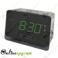 Alarm Clock Hidden Pinhole Spy HD Camera DVR 1280x720 32GB