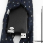 images/v/Spy Camera Tie with Wireless Remote control Neck Tie Spy Camera 2.jpg